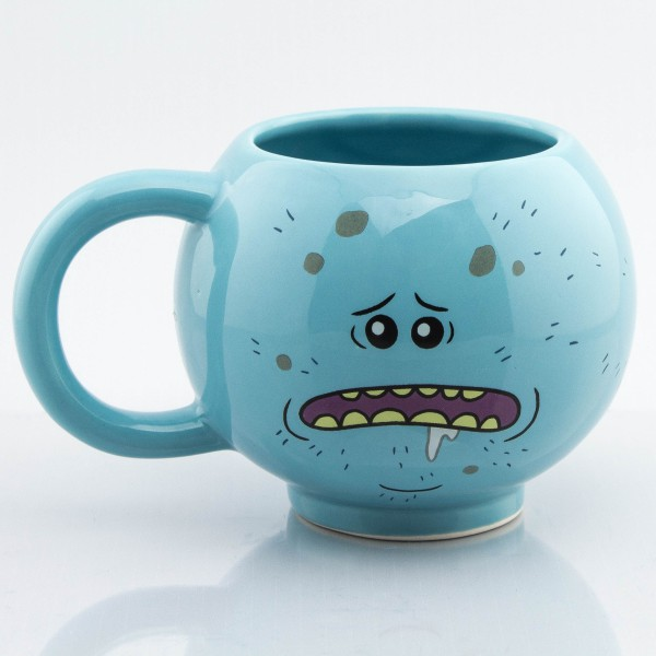 RICK AND MORTY - 3D Чаша Rick and Morty Mr. Meeseeks 1