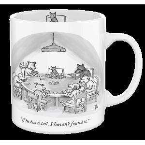 Чаша The New Yorker Cat's Tell