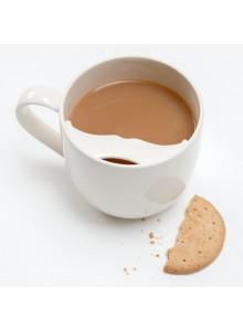 Чаша за Кафе с Предпазител за Мустаци за Левичари