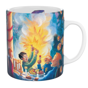Large Mug Harry Potter Christmas at Hogwarts New Yorker