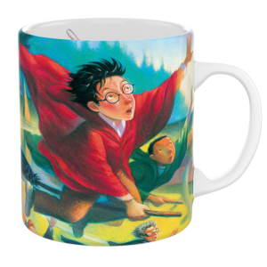 Large Mug Harry Potter Quidditch New Yorker