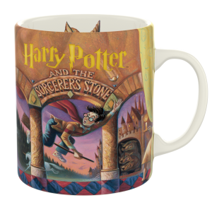 Large Mug Harry Potter and Sorcerer's stone New Yorker