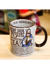 Чаша Jesus Hebrews It