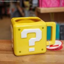 Чаша за кафе Super Mario Question Block