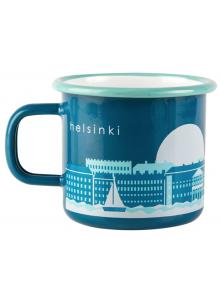 Емайлирано Канче Пристанище Хелзинки