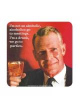 Подложка за чаша | Alcoholic