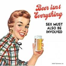 Подложка за чаша BEER ISNT EVERYTHING