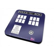 Подложка за чаша Doctor Who Tardis