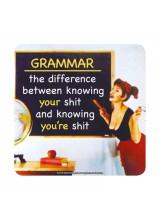 Подложка за чаша Grammar
