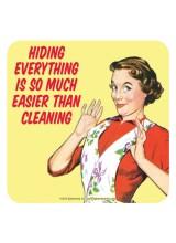 Подложка за чаша Hiding Everything