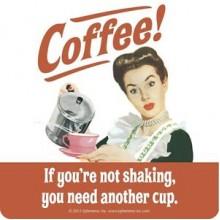 Подложка за чаша | If not shaking