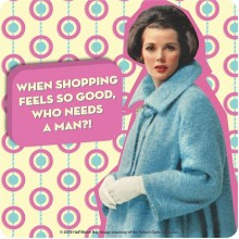 Подложка за чаша | When shopping feels so good