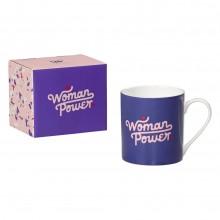 YST026 Порцеланова Чаша Woman Power Yes Studio