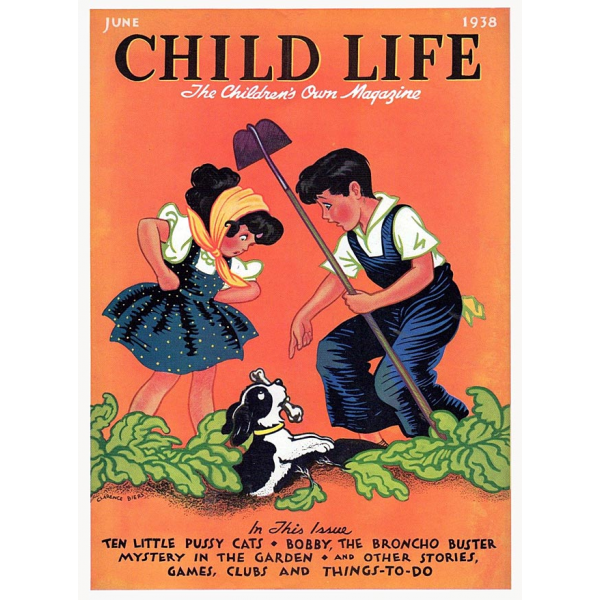 Child Life Magazine 1938-06 1