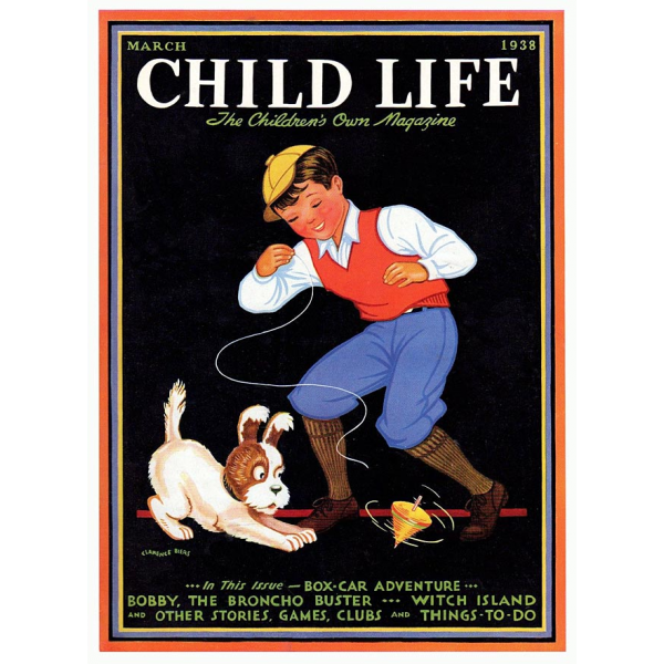 Child Life Magazine 1938-03 1