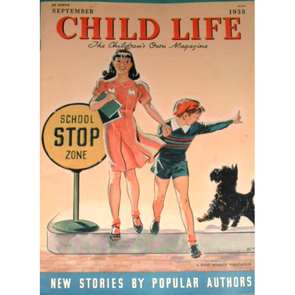 Child Life Magazine 1938-09 1