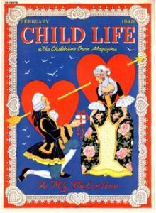 Списание Child Life 1940-02
