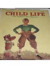 Child Life Magazine 1938-10