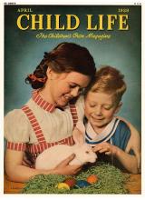 Child Life Magazine 1939-04