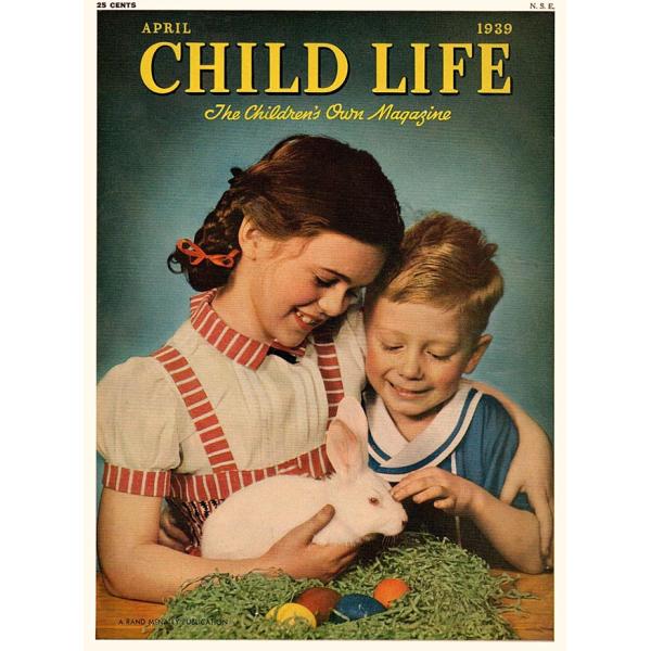 Child Life Magazine 1939-04 1