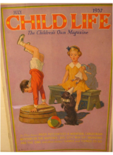 Списание Child Life 1937-07