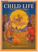 Списание Child Life 1937-11