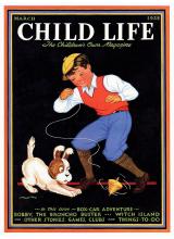 Списание Child Life 1938-03