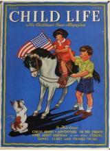 Списание Child Life 1938-07