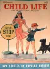 Списание Child Life 1938-09