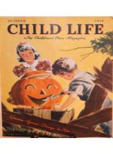 Списание Child Life 1938-10