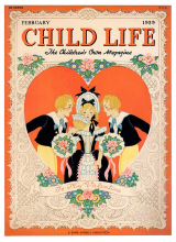 Списание Child Life 1939-02