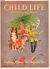 Списание Child Life 1939-05