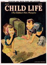 Списание Child Life 1939-06