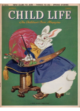 Списание Child Life 1940-04