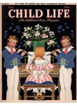 Списание Child Life 1940-05