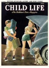 Списание Child Life 1940-06