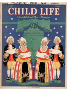 Списание Child Life 1940-07