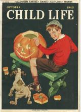Списание Child Life 1940-10