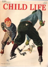 Списание Child Life 1941-01