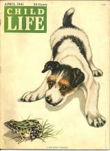 Списание Child Life 1941-04