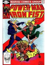 Комикс 1982-08 Power Man and Iron Fist 84