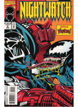Комикс 1994-08 Nightwatch 5