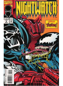 Comics 1994-08 Nightwatch 5