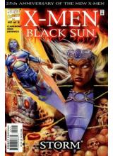 Комикс 2000-11 X-Men - Black Sun 2