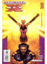 Комикс 2003-12 Ultimate X-Men 38