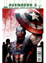 Комикс 2011-02 Ultimate Avengers 3 - 5