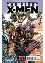 Комикс 2012-10 First X-Men 1