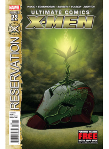 Комикс 2013-04 Ultimate Comics - X-Men 22