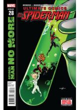 Комикс 2013-12 Ultimate Comics Spider-Man 28