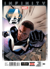 Комикс 2014-01 Mighty Avengers 3